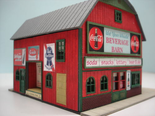 PDM 2026 'Wet Your Whistle' Beverage Barn